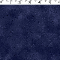navy shadow play cotton fabric