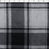 2551360 Blanket Chenille Prints - CLASSIC PLAID