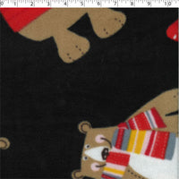 3265018 Mountain Fleece Prints - SWEATER BEARS