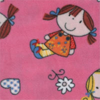 3265018 Mountain Fleece Prints -DOLLS