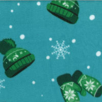 3265018 Mountain Fleece Prints - HATS & MITTS
