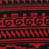 3265019 Mountain Fleece Prints - MONOTONE NAVAJO