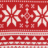 3265019 Mountain Fleece Prints - I LOVE SNOWFLAKES