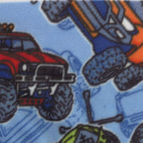 3265019 Mountain Fleece Prints - TOW TRUCKS