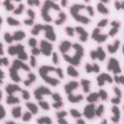 3266159 LT WT FLEECE PRINTS BABY - BABY LEOPARD