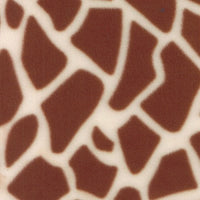 3268158 SKIN FLEECE PRINTS - GIRAFFE