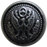 5006144 Fashion Button - Military 23mm - BUY ONE GET TWO FREE