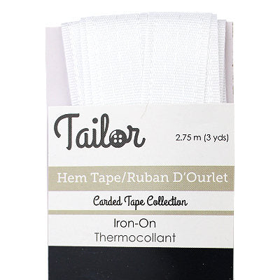 5021001 Tape Hem Iron-On