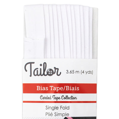 5023000 Bias Tape Single Fold
