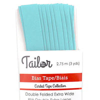5025000 Bias Tape Double Fold Extra Wide