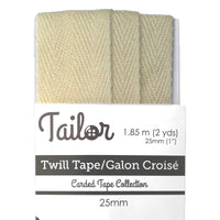 5029025 Twill Tape 25mm