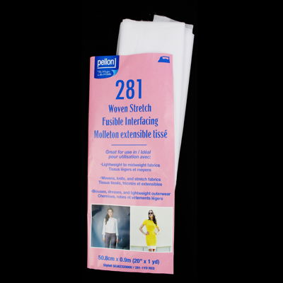 5036232 Woven Stretch Fusible Interfacing Pack