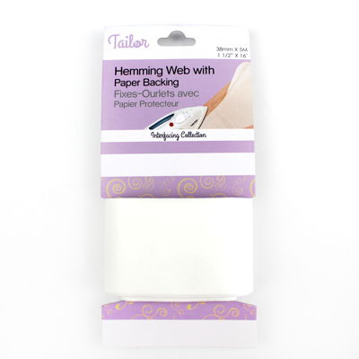 5036237 HEMMING WEB WITH  PAPER BACKING 38mm x 5m