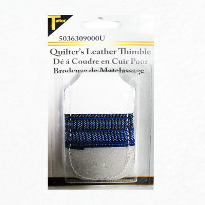 5036309 Quilter's Leather Thimble