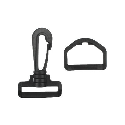 5096062 Clip Swivel D-Ring 32mm