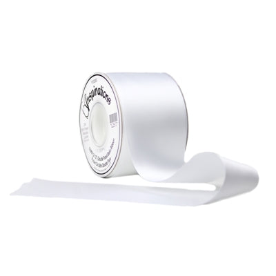 5100063 Double Faced Satin Ribbon 63mm