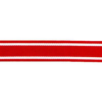 5101041 GROSGRAIN RIBBON STRIPE 25mm
