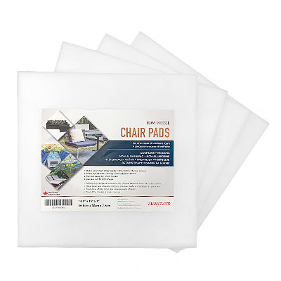 5127002 Chair Pads (Foam Squares) 4pcs/pks - BUY ONE GET 2 FREE