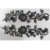 5200047 Lace Applique 29.2cm x 9cm