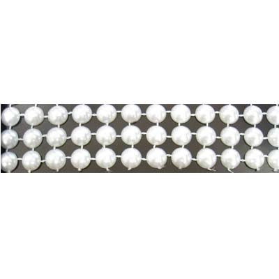 5988010 Trim Pearl Mesh 3-Row