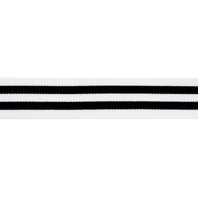 5991190 25mm GROSGRAIN RIBBON STRIPE