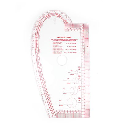 6134000 Curve Square Ruler