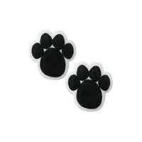 6136415 Applique Dog Paw 3.6cm x 3.6cm