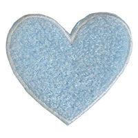 6136557 Applique Heart 6cm x 5cm