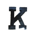 6136700 Applique Letter Block 5cm X 5cm