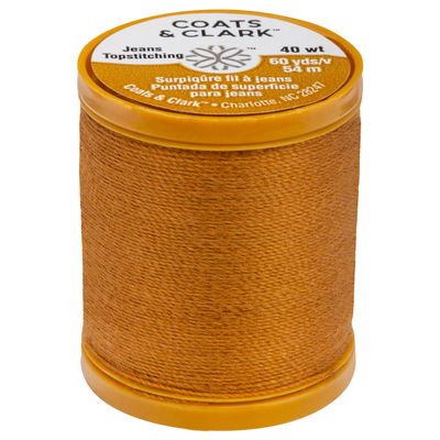 S974 Dual Duty Plus - 54m Jeans Topstitching Thread