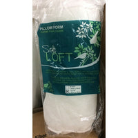"SOF-641-0816 Softloft Neck Roll Pillow 8"" x 16"""