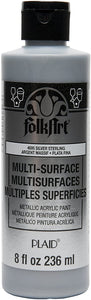 PINTURAS MULTI-SURFACE 8 OZ.  FOLKART
