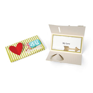 THINILITS CARD W FOLDING SIZZIX