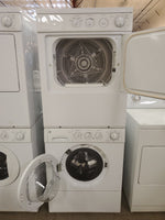 GE Stacked Washer & Dryer #2 - Pre-Owned