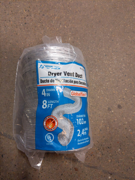 Dryer Vent Duct - Flexible