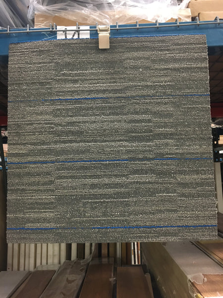 Ocean Blue - Carpet Tile #8