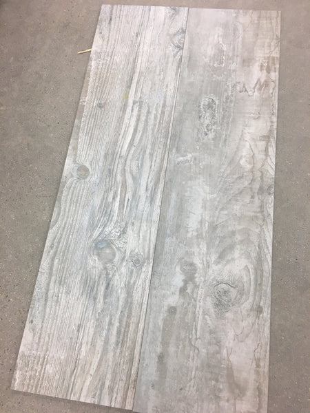 Grey Season Wood - Porcelain Tile