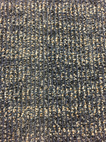 Blue/Tan Fleck - Carpet Tile