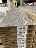 Reclaimed Wood Grey - LVP