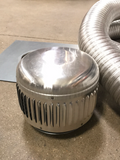 Metal-Fab Flexible Aluminum Chimney Liner