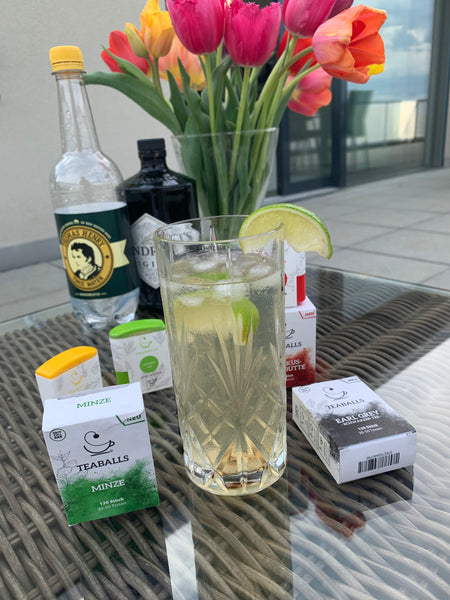 Cocktail: Gin Mint Tonic