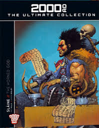 2000 AD Ultimate Collection A4
