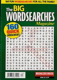 Big Wordsearch