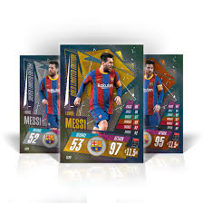 Match Attax Tcg 15 Card Pack (£2)