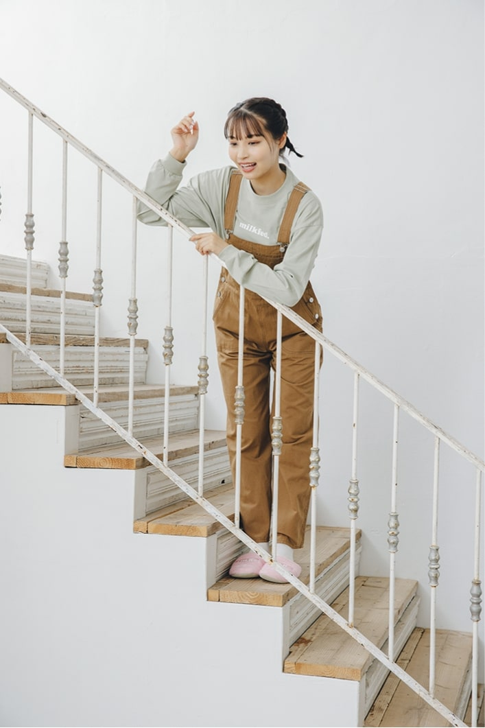 BASIC COOPER L/S TEE   OVERALL