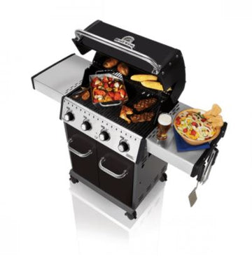 Broil King BBQ - Baron 420 Black