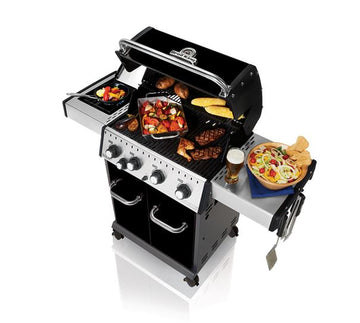 Broil King BBQ - Baron 440 Black