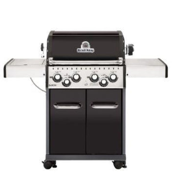 Broil King BBQ - Baron 490 Black