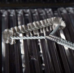 Broil King Extra Wide Grill Brush front view