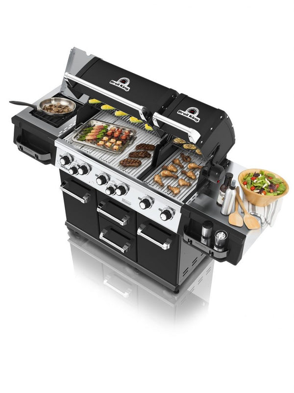 Broil King Imperial XL birds eye view